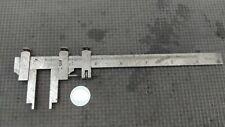 """Early Starrett 6"""" / 150mm Vernier Caliper, No.25M&E (Lot.904)"""