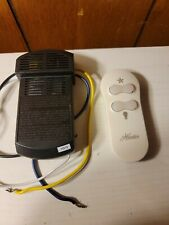 Hunter 99118 Ceiling Fan And Light Remote Control Kit (OEM) - K243105000 - Used