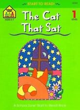 The Cat That Sat (School Zone Start to Read Book)