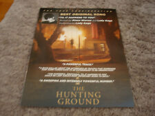 THE HUNTING GROUND Oscar ad with Lady Gaga, Diane Warren for Best Song