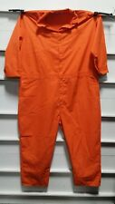 Anchor Textile, Coverall, Orange size:62, 100% Cotton, SKBAWA-b093
