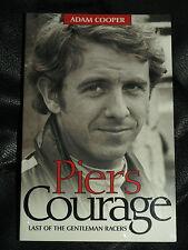 PIERS COURAGE 1968 TASMAN DE TOMASO F1 FRANK WILLIAMS BERNIE ECCLESTONE BRABHAM