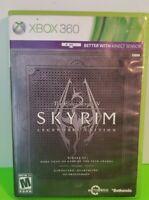The Elder Scrolls V: Skyrim -- Legendary Edition Microsoft Xbox 360, 2013 Mature