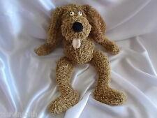 Doudou chien marron chiné, Anna Club Plush