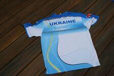 Colorful Ukraine Adult Large 2012 Olympic Games Shirt