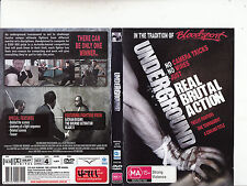 Underground-In The Tradition of Bloodsport-2007-Ultimate Fighters-DVD