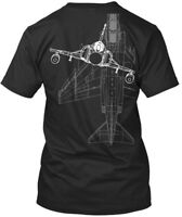 Awesome F-4 Phantom - O/ I Premium Tee T-Shirt