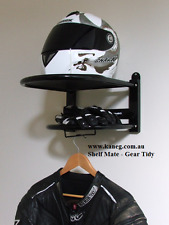 Shelf Mate - Gear Tidy for Helmet Gloves Suits and all Riding Gear