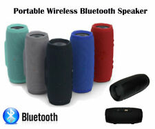 Rechargeable Wireless Bluetooth Speaker Portable USB/TF/FM Radio Stereo