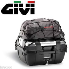 Filet epervier noir GIVI T10N fixation top case valise casque courses voyage