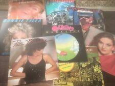 Vinyl Records Lp Lot 7 80's Pop Classic Rock R&B Classical Tv Folk Soul Country