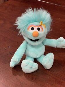 rosita sesame street Stuffed Toy