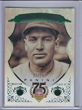 PIE TRAYNOR 2014 Panini Hall of Fame Green Frame Green #03/10 #21   (B6288)