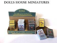 Display contatore del Tabacco Vintage