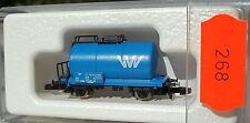 Vvv Cisterna Azul, Vagón Cisterna Kolls 87715 Märklin 8612Z 1/220 268