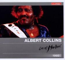 Albert Collins-Live at Montreux 1992 (CD) NEW/SEALED!!!