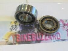 Maico 250 400 440 490 BOTH Crank Main Bearings stock type NEW!