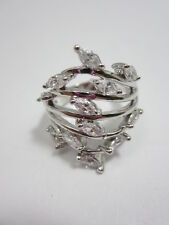 Crystal Ring Size 9