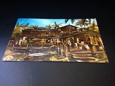The Warehouse Restaurant Marina Del Rey Postcard