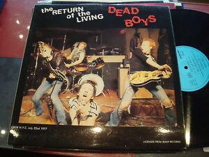 DEAD BOYS return of living FR REVENGE