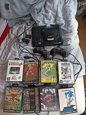 Sega Mega Drive,Konvolut