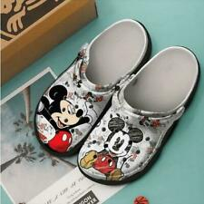 Mickey Mouse Crocband Clog Unisex Fashion Style For Women, Men Crocs276, Persona
