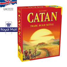 Catan Board Game (2015 Edition) Settlers Of Catan 3-4 Players Brand New