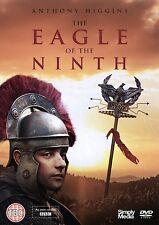 THE EAGLE OF THE NINTH 117 AD Roman Classic 1977 TV Season Series R2 DVD not US