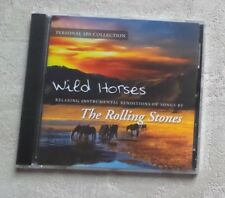 "CD AUDIO / PERSONAL SPA COLLECTION ""WILS HORSES THE ROLLING STONES "" CD AL NEUF"