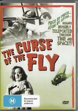 THE CURSE OF THE FLY - GEORGE BAKER -  NEW DVD FREE LOCAL POST