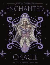 Enchanted Oracle - Spells & Enchantments - 36 Card Deck & 240 Page Guide Book