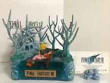 Final Fantasy VII 7 Cold Cast Collection Forgotten City USED EMS Last One JAPAN