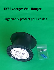 Sale! Wall Hanger for Electric Vehicle Car Charger Level 1 or 2 EVSE, 16A & 32A