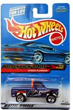 2000 Hot Wheels #22 Attack Pack Power Plower full crd