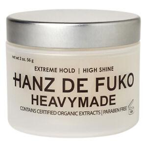 Hanz de Fuko HEAVYMADE Extreme Hold High Shine 2 oz