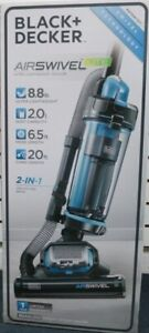 Black & Decker BDASL202 AIRSWIVEL Ultra Light Weight Upright Vacuum Cleaner