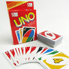 Uno Card Game Carte da gioco Family Friends Children Party Divertiti a giocare