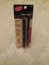 Revlon Colorstay Lipcolor Spice with bonus Colorstay Lipliner- Nudes
