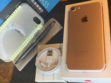 Apple iPhone 7 (32gb) AT&T/ Cricket (A1778) Rose Gold: Repair Black Screen PARTs