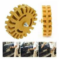 Stripe Removal Decal Removal Wheel Fluted Toffee Caramel Drill Heavy Duty