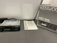 Kenwood 1990s Old Classic Vintage Retro Radio Cassette Player Model Krc-151L