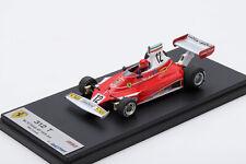1:43 LookSmart Ferrari 312T 1975 Italian GP N. Lauda LSRC61
