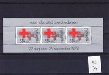 NL74   YT 1096 Bloc 1978  MNH  c. 3,45