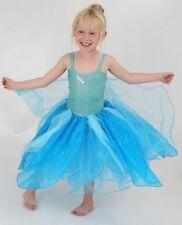 Princesse Féérique Elite Bleu Cendrillon Style Robe 4/6 Ans