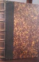 Studi Temperamente Sulla Cristiano A.Nicolas T.1 1874 E. Vaton Parigi ABE