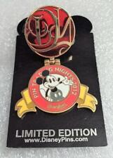 Disney DLR Classic Mickey Mouse Pin Trading Night 2012 LE 500 Pin