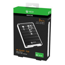 NEW in BOX WD_BLACK P10 Game Drive for Xbox One 3TB