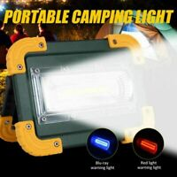 LUTEC Colla 20W LED Portable Floodlight Worklight Lamp With Stand