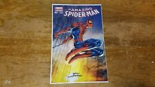 """Amazing Spider-Man # 1 Variant Cover Neal Adams 11"""" x 17"""" Signed Print TB1"""