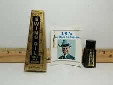 1981 Ewing Oil Well #23 Crude - CBS Television Dallas with JR Ewing Larry Hagman